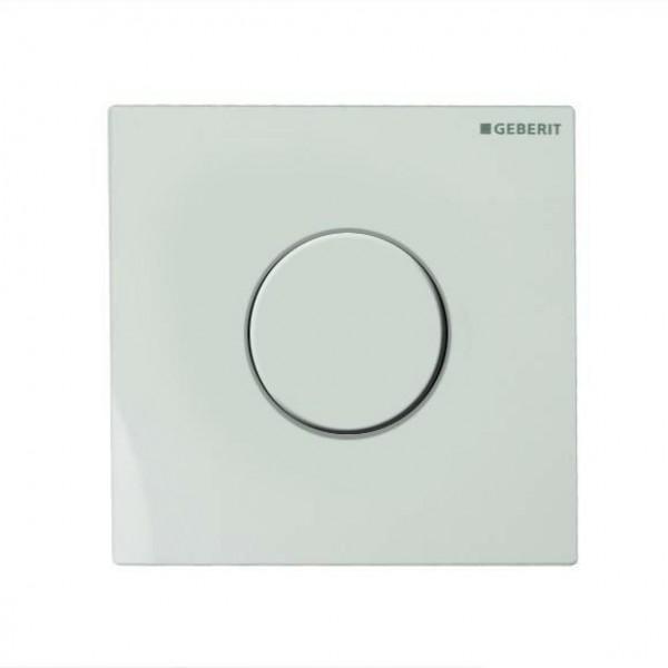 geberit sigma01 urinal dr ckerplatte wei nerbl badshop. Black Bedroom Furniture Sets. Home Design Ideas